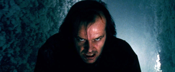 The Shining - Jack Torrance (Jack Nicholson) in hedge maze